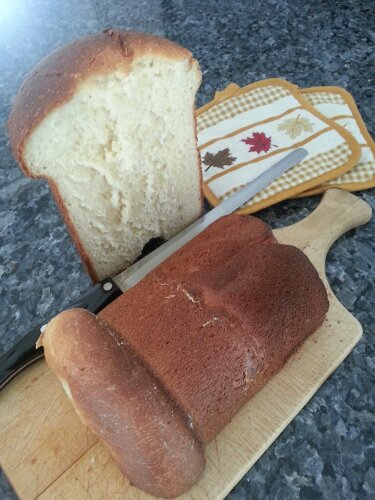 bread machine bread recipe